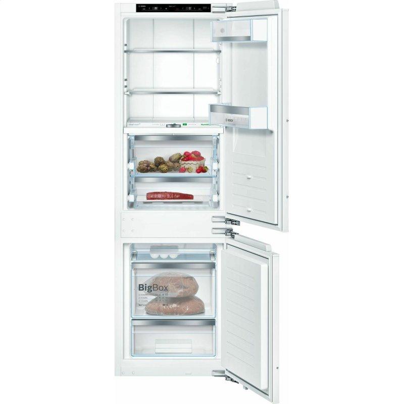 Serie  8 Built-in Bottom Freezer Refrigerator B09IB91NSP