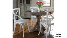 Maxwell 5Pc Dining Set