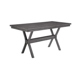 Counter Table - Graystone Finish