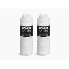 2 Pack Replacement Filter Cartridges