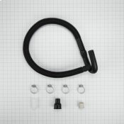 Front Load Washer Outer Drain Hose Extension Kit - Other