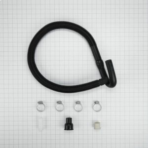 AmanaFront Load Washer Outer Drain Hose Extension Kit - Other
