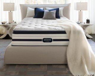 Beautyrest - Recharge - Ultra - Palm Springs - Luxury Firm - Pillow Top - Queen