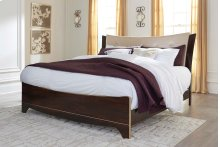 Lenmara - Reddish Brown 3 Piece Bed Set (King)