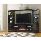 Shay - Black 5 Piece Entertainment Set Product Image