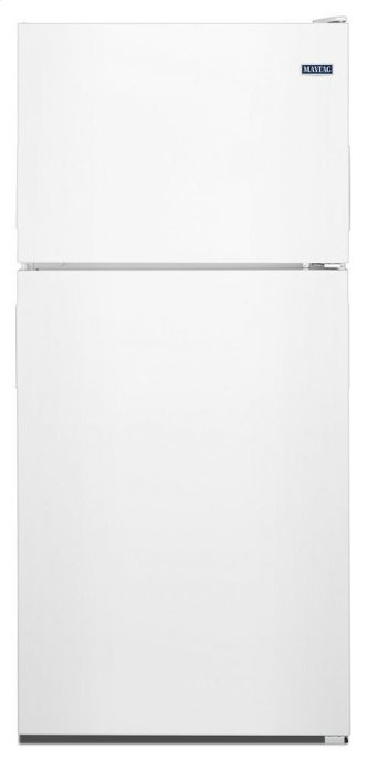 30-Inch Wide Top Freezer Refrigerator with PowerCold™ Feature- 18 Cu. Ft.