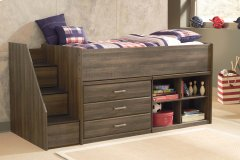 Juararo - Dark Brown 5 Piece Bedroom Set Product Image