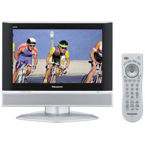 "Panasonic26"" Diagonal Widescreen LCD HDTV"
