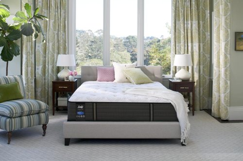 Response - Premium Collection - Satisfied - Cushion Firm - King - Mattress Only