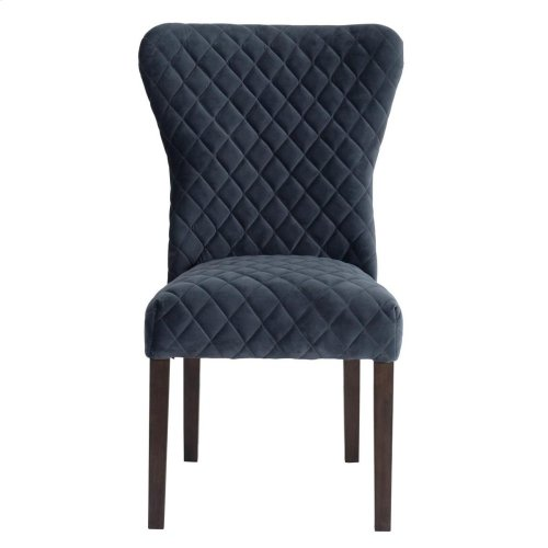 Lavalo High Back Side Chair Gray