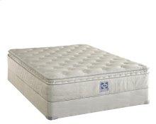 Brand - 2010 - Coastal Fair - Plush - Pillow Top - Queen