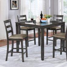 Gloria 5 Pc. Counter Ht. Table Set