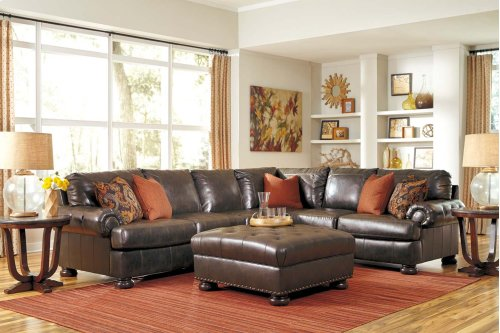 Nesbit DuraBlend® - Antique 3 Piece Sectional