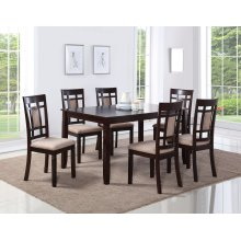 Vernon 7 Pc Dining Set