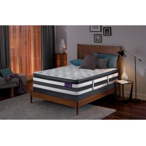 SertaiComfort - Hybrid - Expertise - Super Pillow Top - Cal King