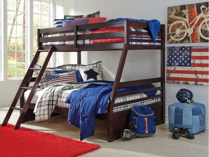 B32858r In By Ashley Furniture In Orange Ca Ladder And Bunk Bed Rails