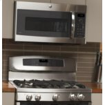 GE Profile Over-the-Range Oven with Advantium® Technology