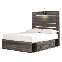 Drystan - Multi 5 Piece Bed Set (Full)
