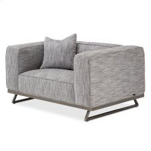 Tempo Chair 1/2 With Metal Base