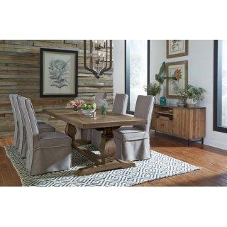 Shane Side Chair Gray