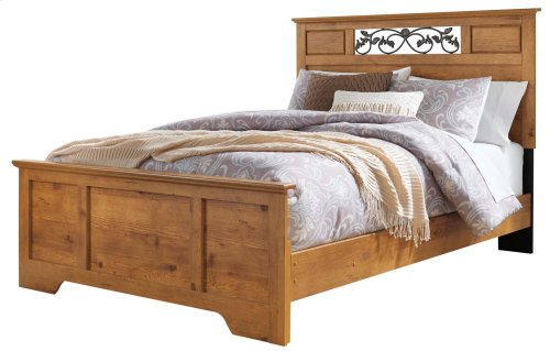 Bittersweet - Light Brown 3 Piece Bed Set (Queen)