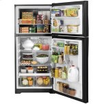 GE ®energy Star® 19.2 Cu. Ft. Top-Freezer Refrigerator