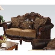 Bonded L/chenille Loveseat Product Image