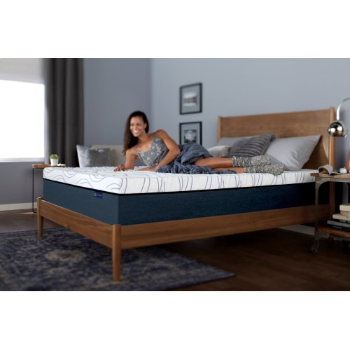 "Perfect Sleeper - Express Luxury Mattress - 14"" - Cal King"