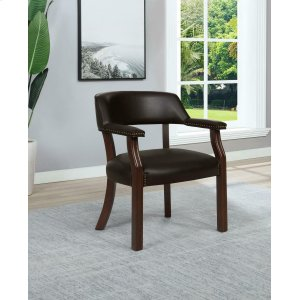 CoasterModern Brown Office Chair