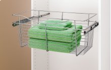 Rev-A-Shelf - CB-242007CR-1 - Closet Pullout Basket