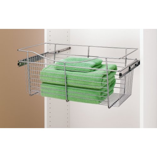 Rev-A-Shelf - CB-241611CR-1 - Closet Pullout Basket