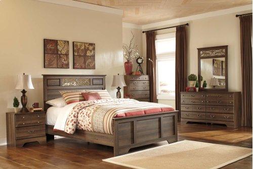 Ashley 4-piece Queen Sleigh Bedroom Group
