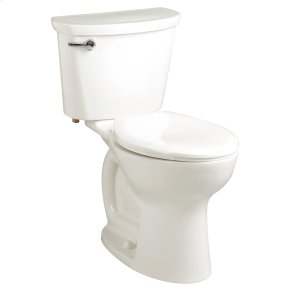 Cadet PRO Compact Elongated Toilet - 1.6 GPF - White