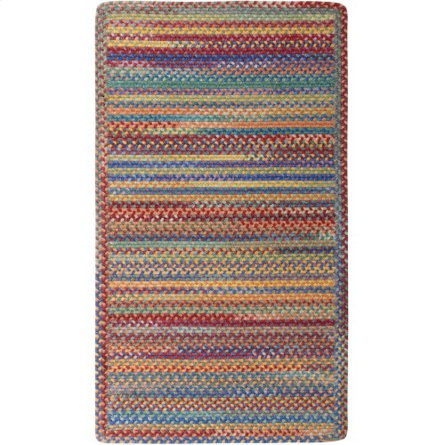 American Legacy Primary Multi Braided Rugs (Custom)