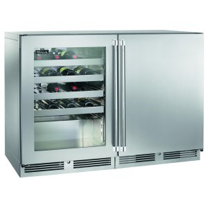 "Perlick48"" Single Temperature Wine Reserve"