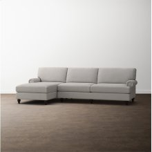 Hunter 2 Piece Left Chaise Sectional