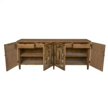 Holloway 4Dr Sideboard