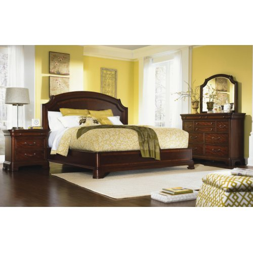 Evolution Platform Bed King