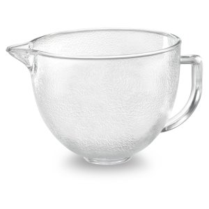 Kitchenaid5-Qt. Tilt-Head Hammered Glass Bowl with Lid Other