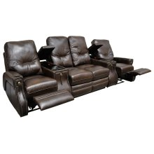 Ride Reclining Sofa
