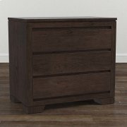 Bench*Made Oak Nightstand Product Image