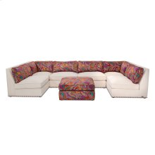 Sacramento 7 PC Sectional Set