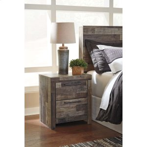 Ashley FurnitureBENCHCRAFTTwo Drawer Night Stand
