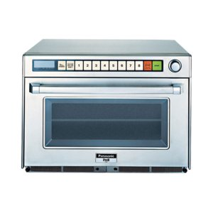 Panasonic2100 Watt Commercial Microwave Oven with Sonic Steamer NE-2180