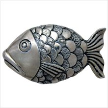 Metal Large Fish