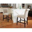 Tripton - Medium Brown Set Of 2 Dining Room Barstools Product Image