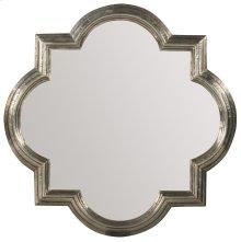 Accents German Silver Mirror
