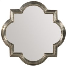 Accents German Silver Mirror
