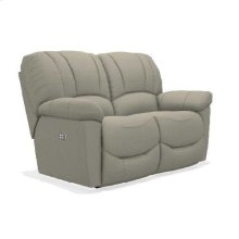 Hayes Power Reclining Loveseat w/ Headrest