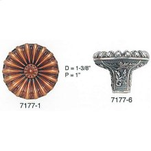 "Nantucket Knob/ 1-11/16"" Version Is 7922"